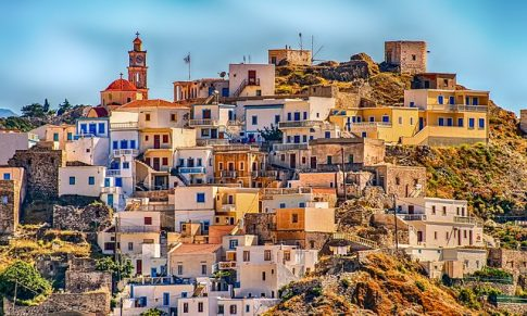 10 najboljših otokov v Grčiji