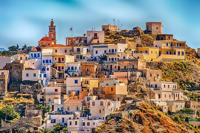 10 najboljših otokov v Grčiji 1