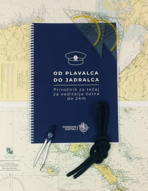 Paket za samostojno učenje za voditelja čolna 1