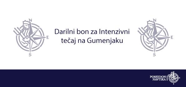 Darilni bon za Intenzivni tečaj na Gumenjaku 1