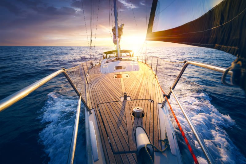 Kako načrtovati jadranje - 10 zapovedi plovbe 4
