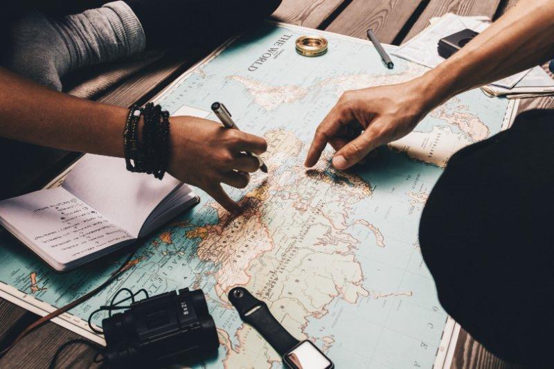Kako načrtovati jadranje - 10 zapovedi plovbe 11