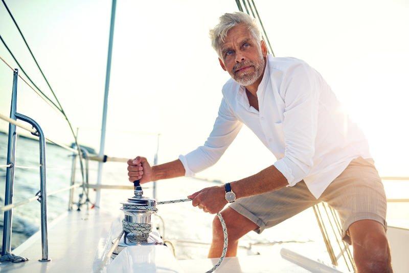 Voditelj čolna - izbira 1