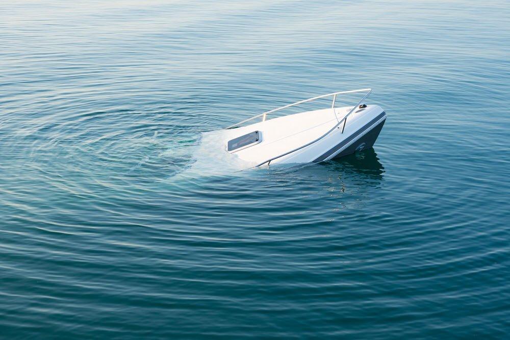 Nesreče na morju - 6 razlogov kako in zakaj 1