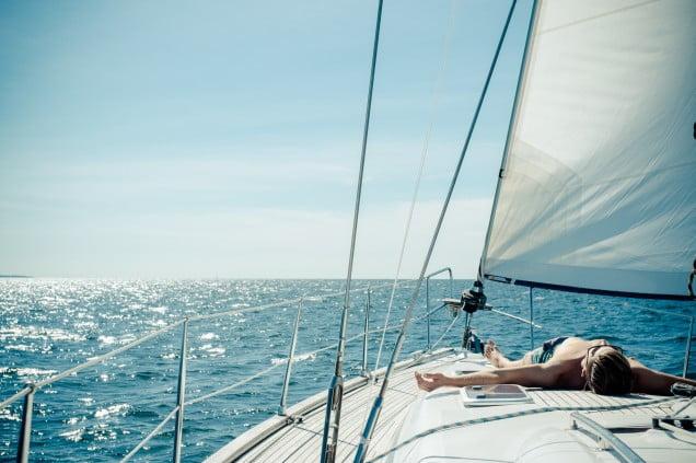 Prva plovba - vse kar morate vedeti 1