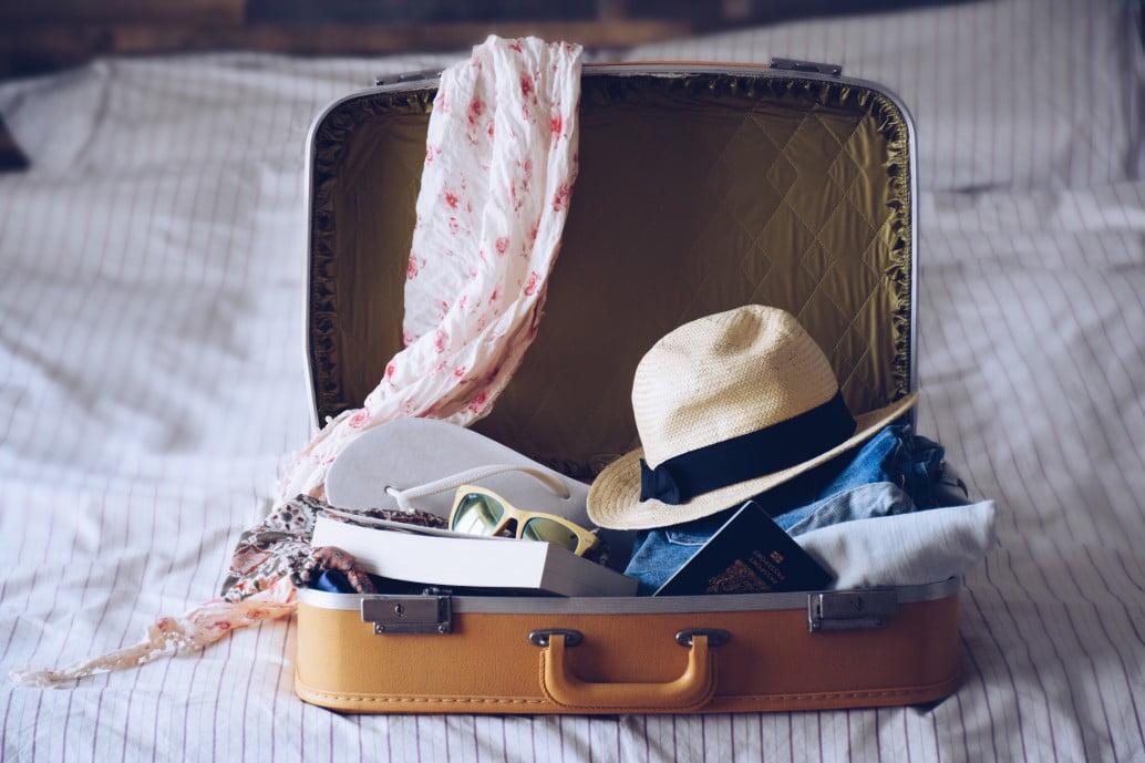 Prtljaga na plovbi - kaj vzeti in kaj ne? 1