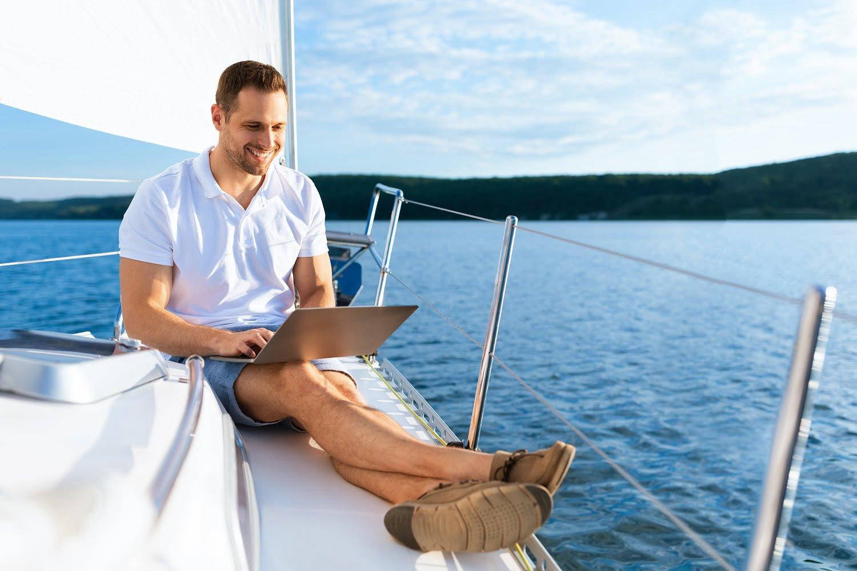 Voditelj čolna - izbira 2